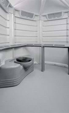 ADA Restroom Interior