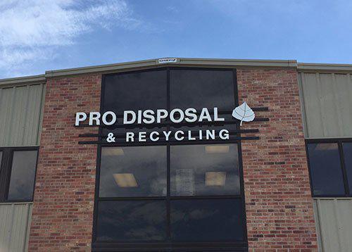 pro disposal headquarters
